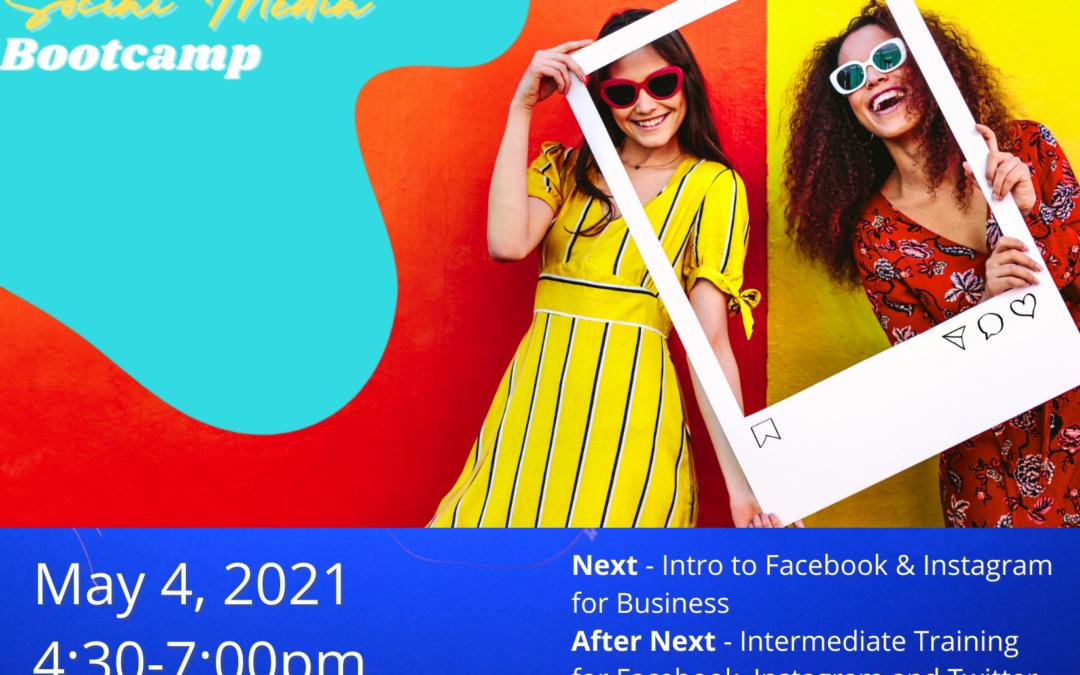 Level Next Social Media Bootcamp