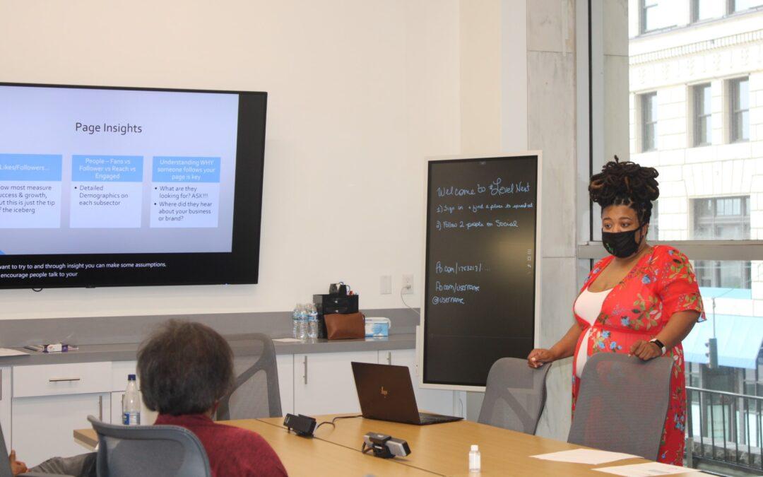 Social Media Marketing Training Recap